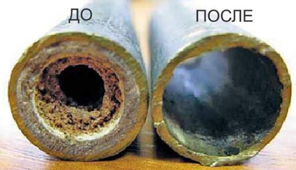договор на промывку системы отопления образец