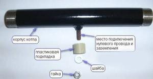 Как сделай сам электродный котел