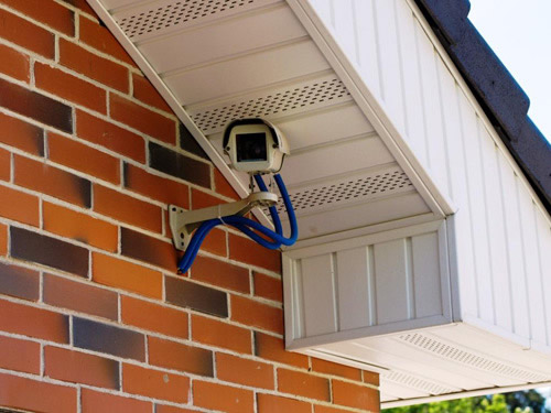 Камера видеонаблюдения монтаж своими руками