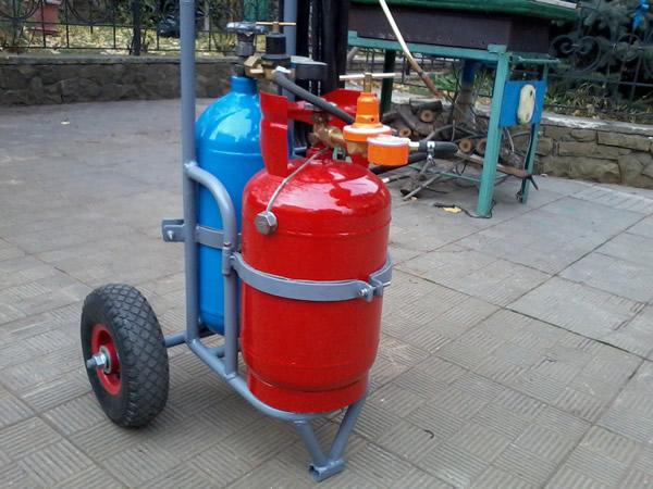 Газосварочный аппарат своими руками